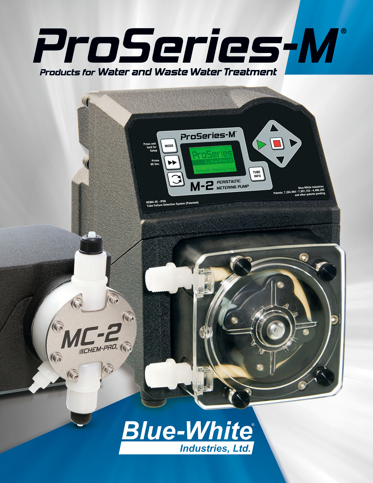 Peristaltic Pumps Solve Clogging Problem...