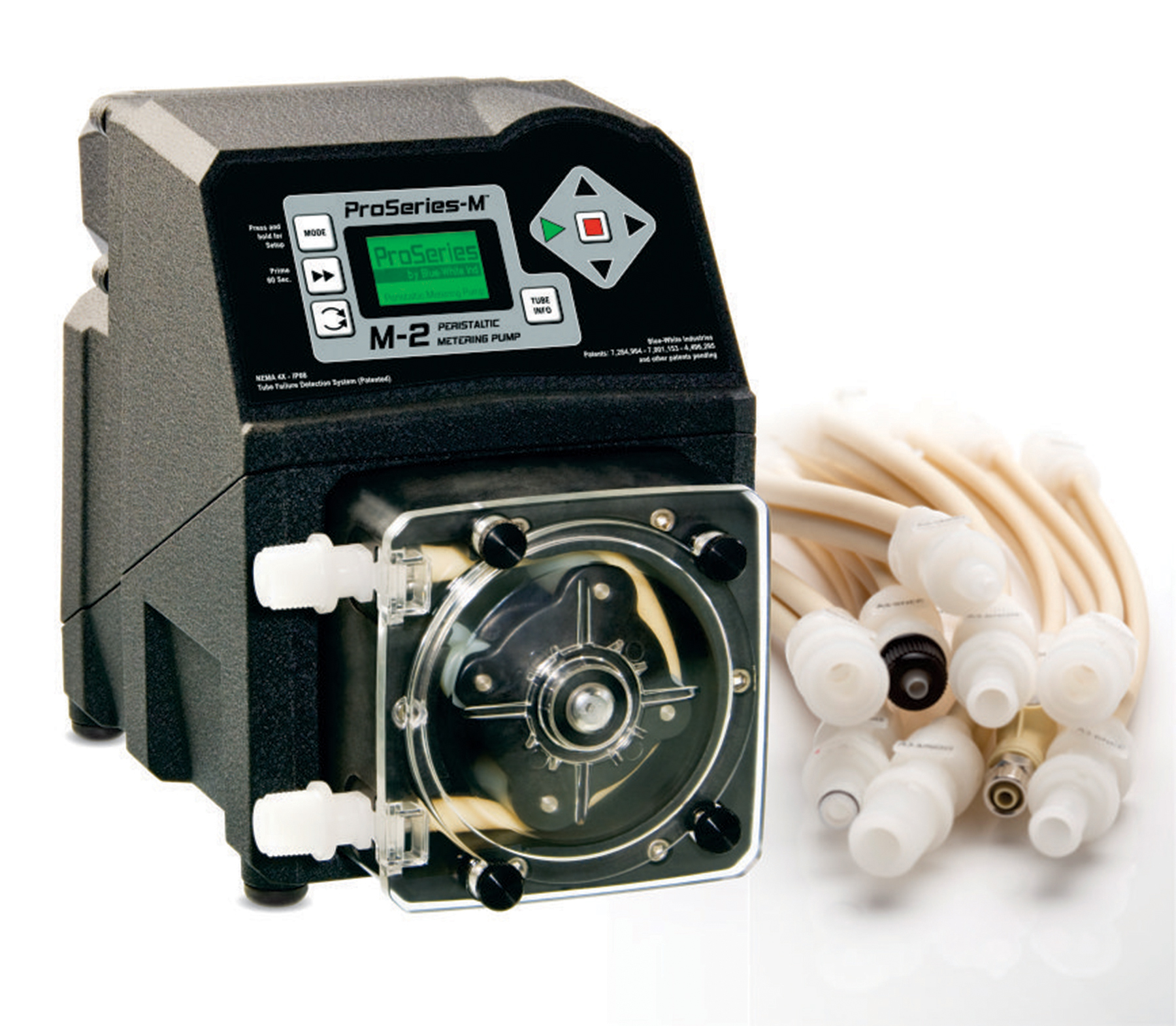 Peristaltic Metering Injector for Chlora...