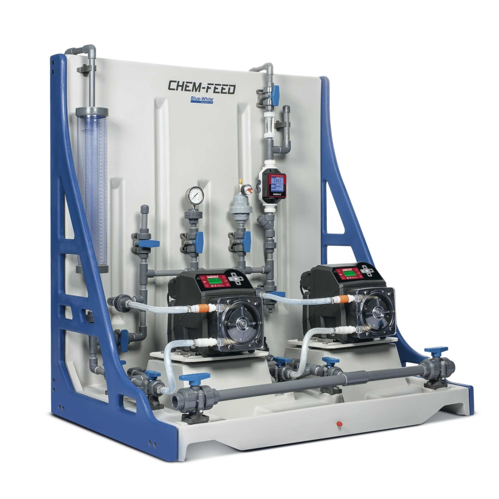 NEW CHEM-FFED PLASTIC SKID SYSTEMS - Dro...
