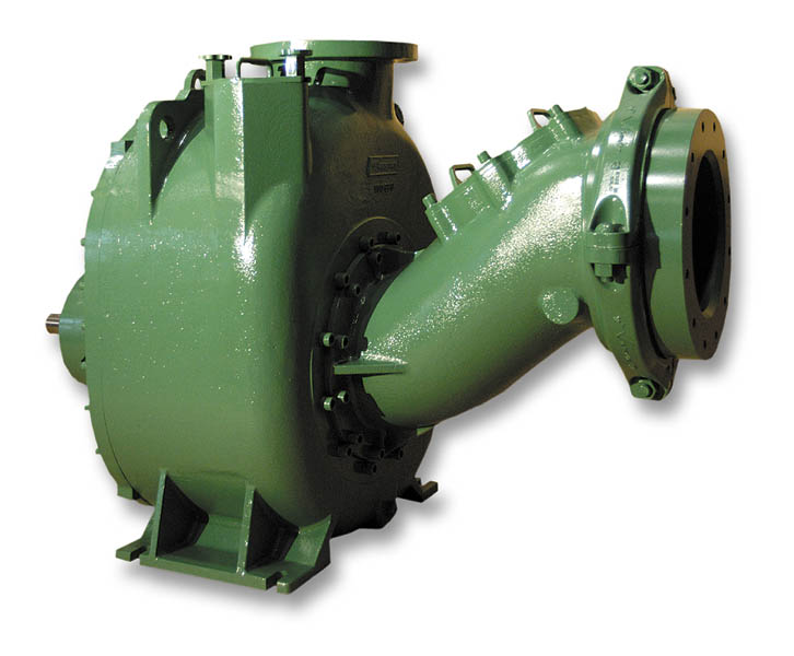 Vaughan Self-Priming Chopper Pumps