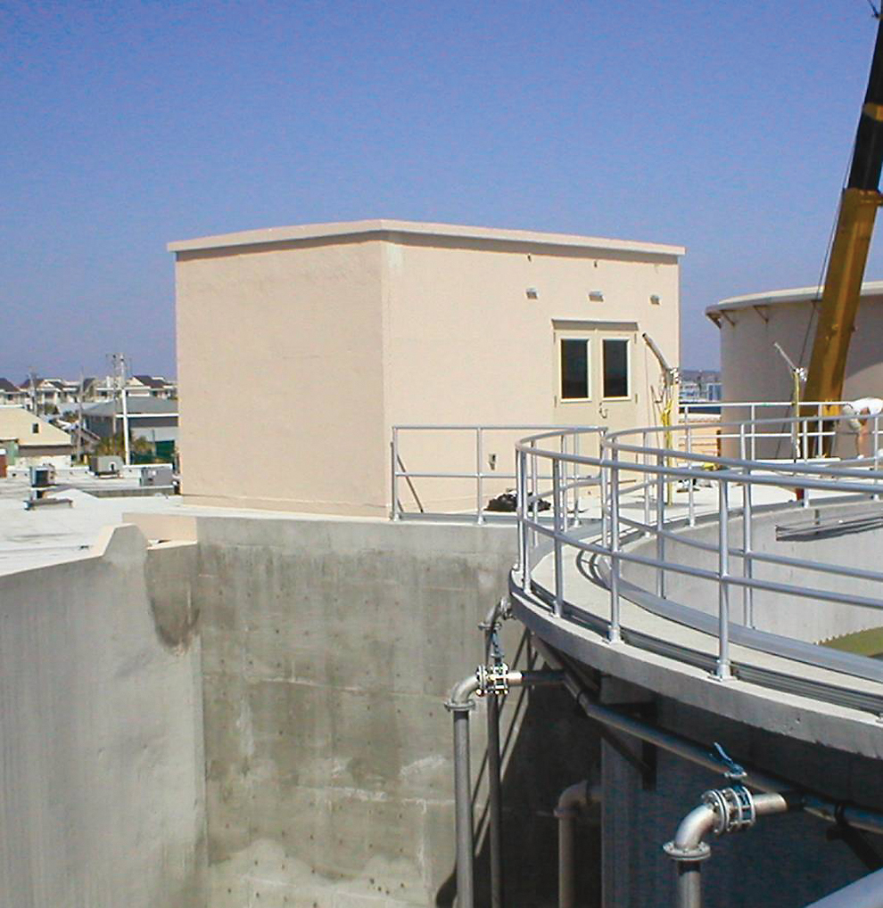 Easi-Set Buildings water and wastewater image 1