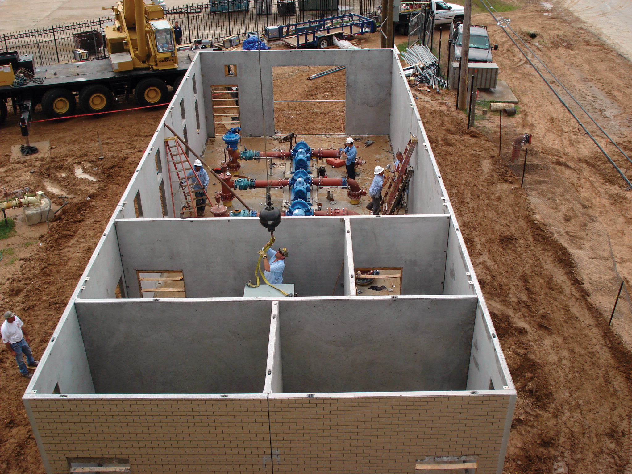 Easi-Set Buildings water and wastewater image 2