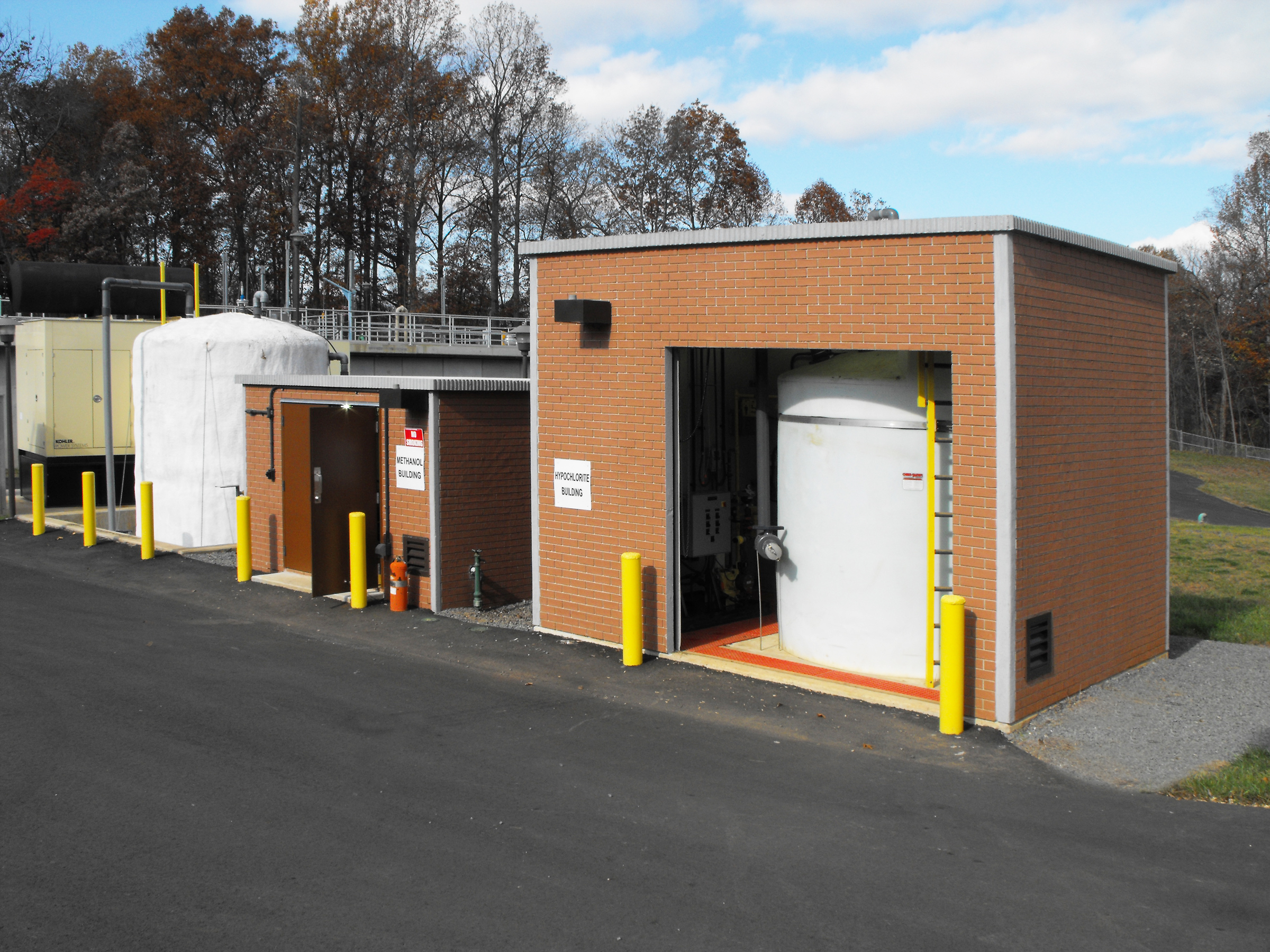 HazMat Storage Buildings