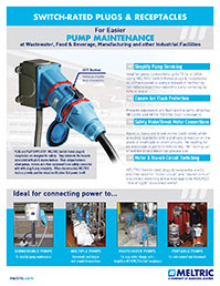 Easier Pump Maintenance with MELTRIC Swi...