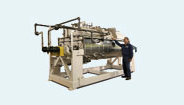K-S PADDLE DRYER FOR SLUDGE AND BY-PRODU...