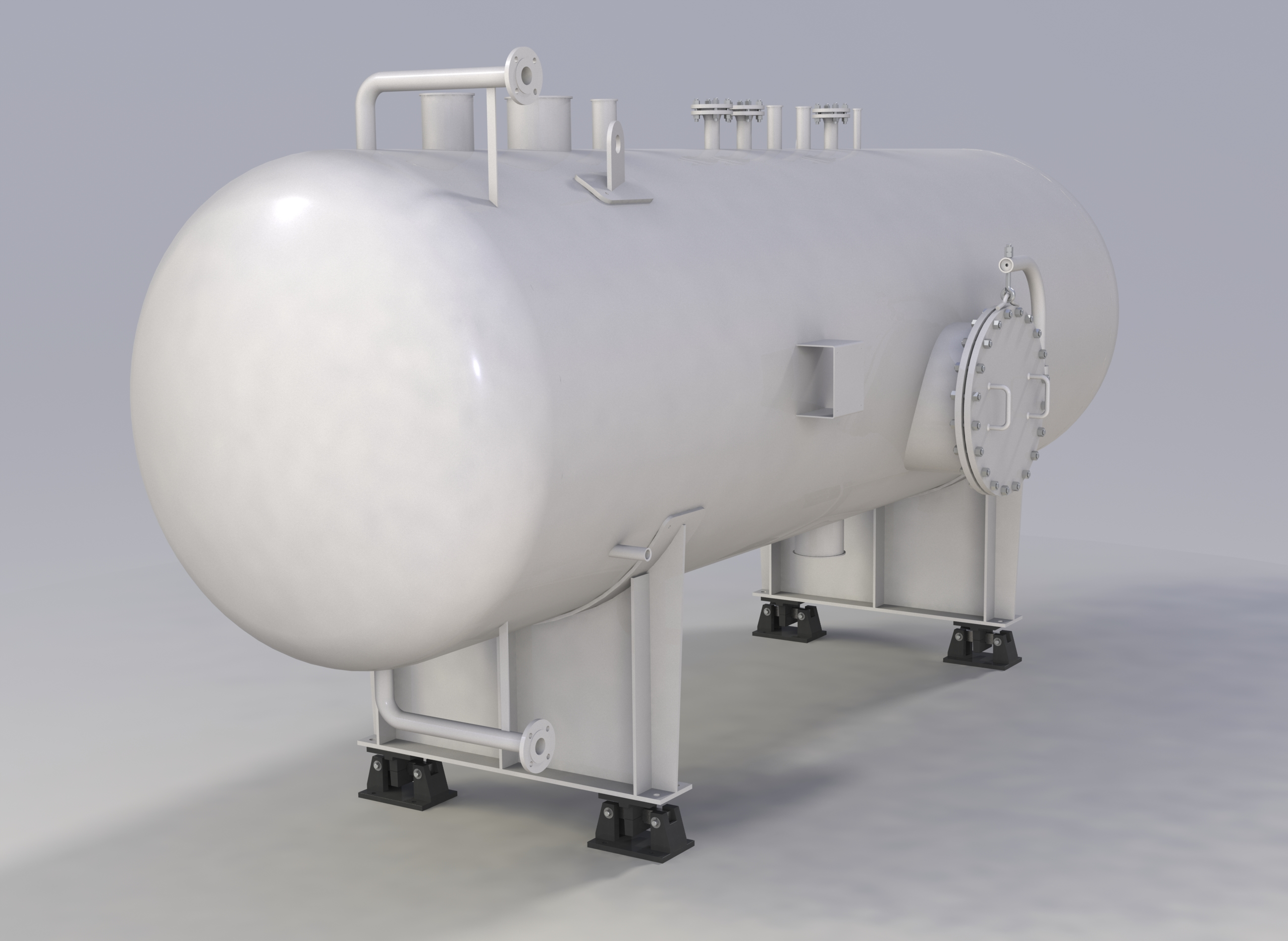 BULK TANK WEIGHING MODULES