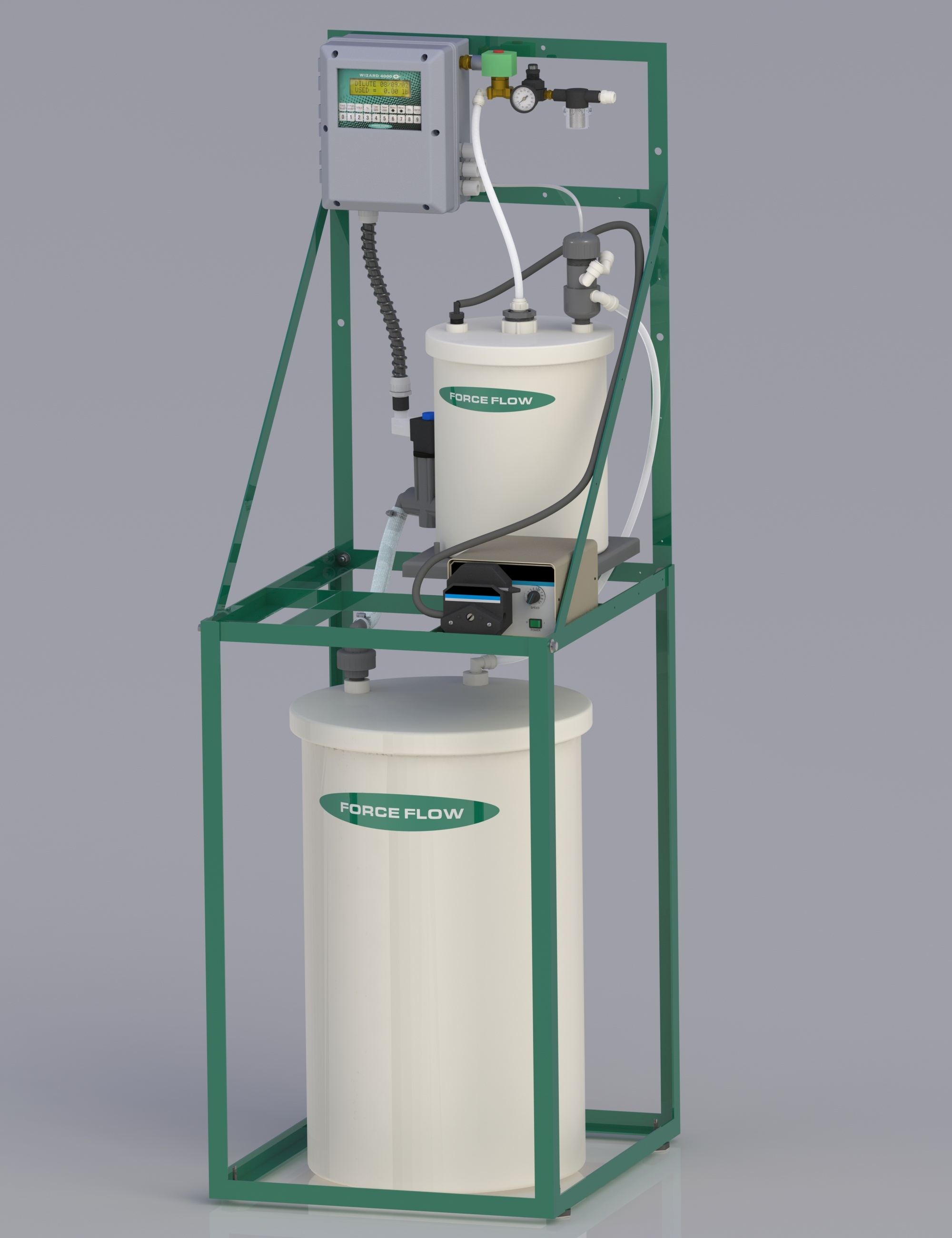 CHEMICAL DILUTION SYSTEMS