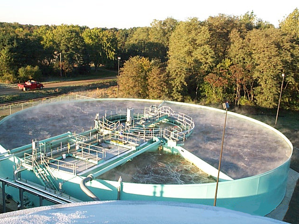Model R OXIGEST® Wastewater Treatment S...