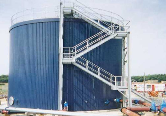 Permastore-Glass-Fused To-Steel Tanks