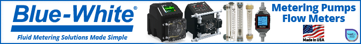 BLUE-WHITE INDUSTRIES