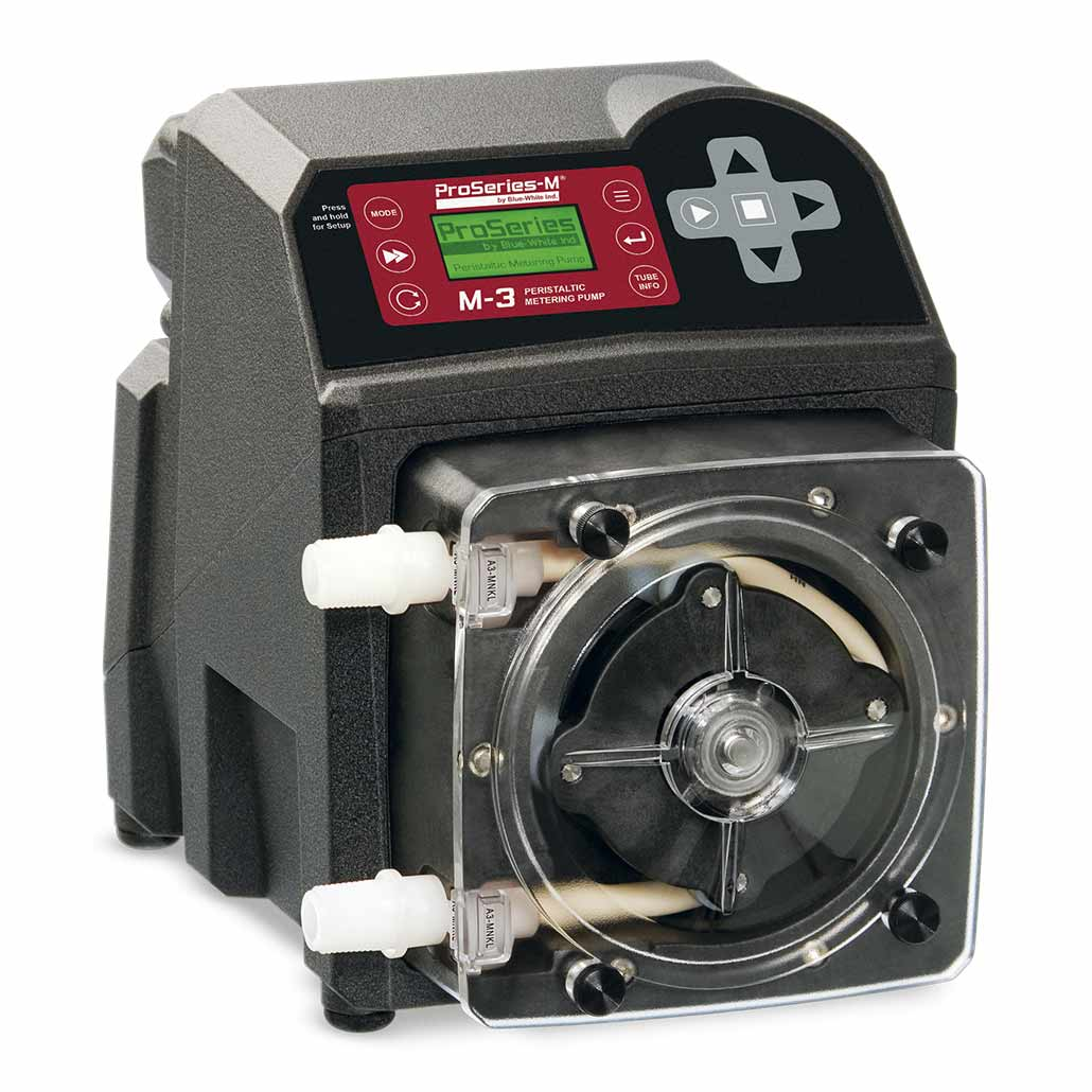 Proseries-M® Peristaltic Metering Pumps