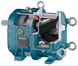 The BLUEline Rotary Lobe Pump