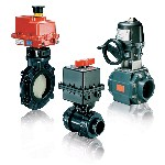 Actuation and Actuated Valves