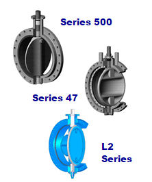 K-FLO BUTTERFLY VALVES