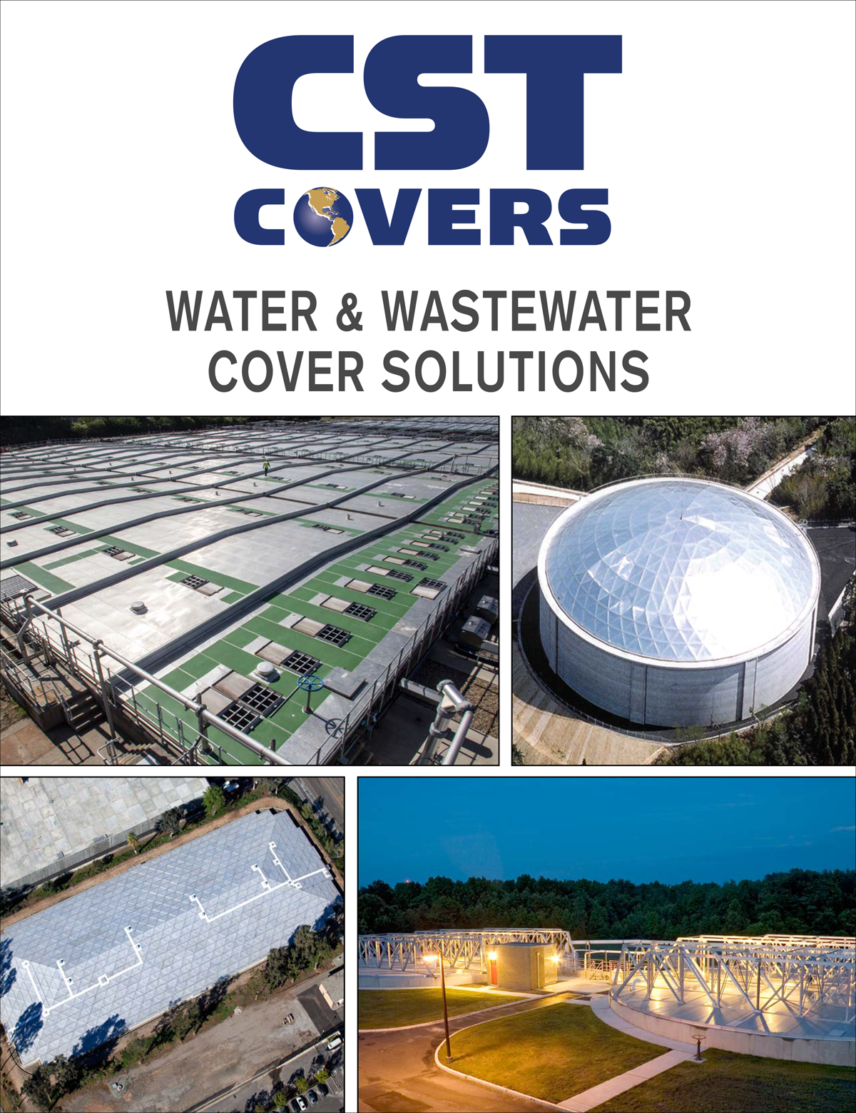 Water & Wastewater Cover Solutions