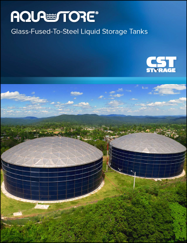 Aquastore® Glass-Fused-To-Steel Bolted...