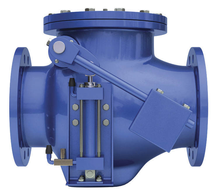 APCO Swing Check Valves (CVS)