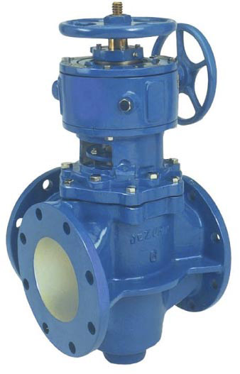 DeZURIK 3-Way Plug Valves (PTW)