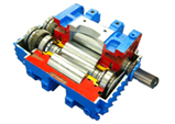 SERIES MB POSITIVE DISPLACEMENT BLOWER