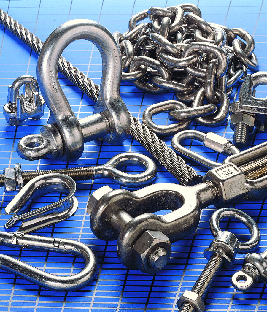 High Quality Stainless Chain, Cable & Fi...