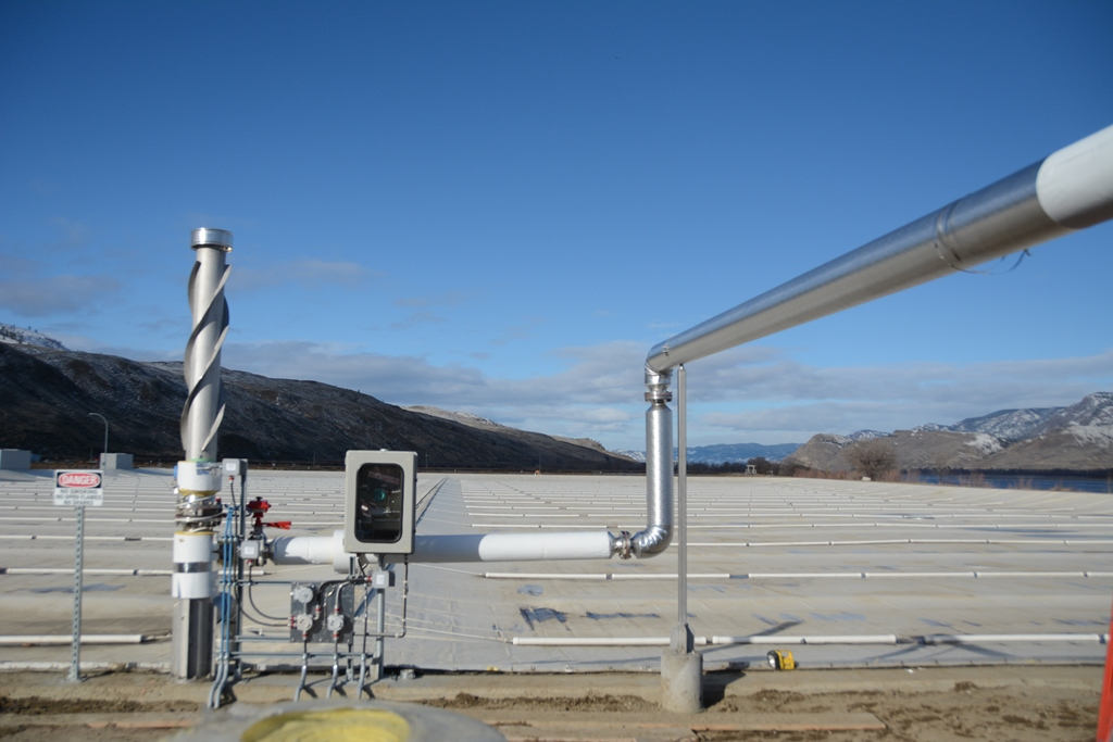 Biogas Control Systems