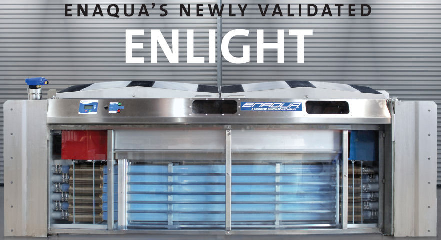 Enaqua's Newly Validated ENLIGHT