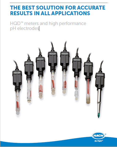 HQD™ meters and high performance pH el...