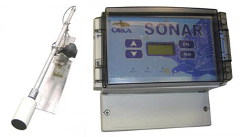 Orca Sonar Sludge Level System