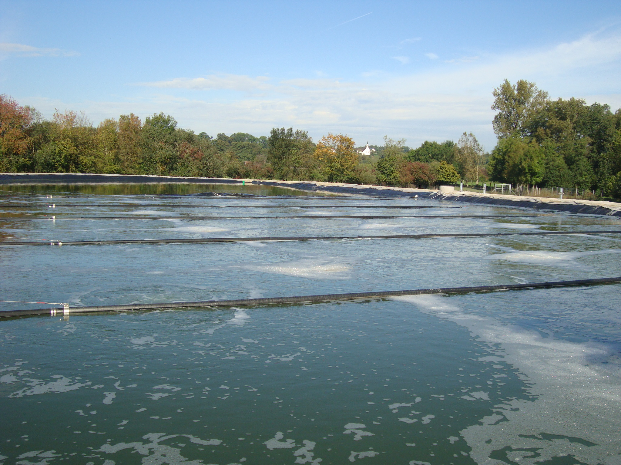 EFLEX Float Membrane Aeration System