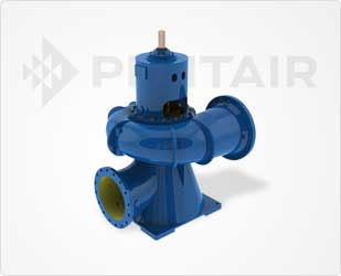 Vertical Mixed Flow Pumps