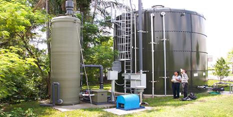 Controlling Odors From Wastewater Treatm...