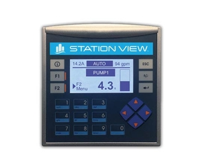 Station View™ Duplex Pump Controller