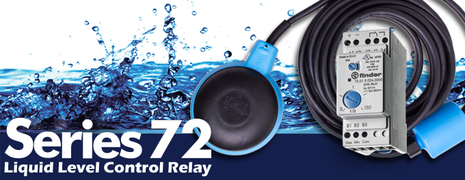 UL 72 Series Liquid Level Relays