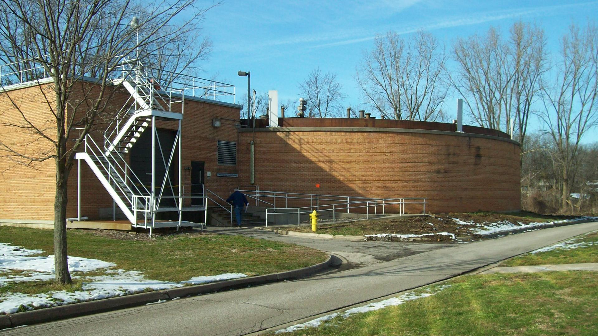 Storm Water Storage Tanks