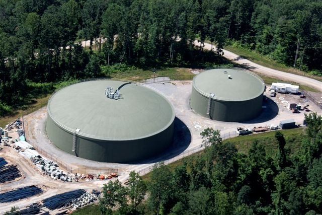 Customized Concrete Water Tank Design