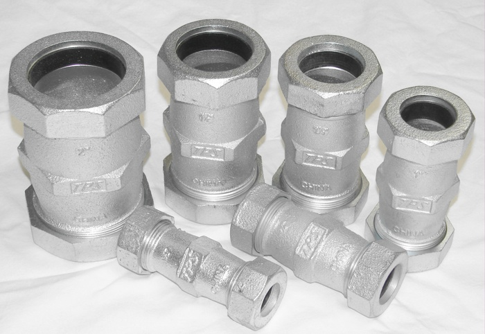Compression Fitting Style 6000
