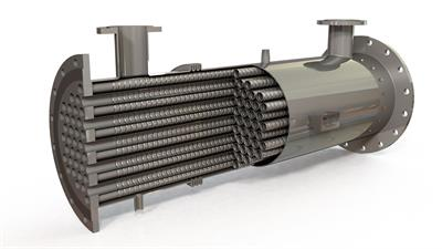 G Series - Multi Tube Heat Exchanger for...