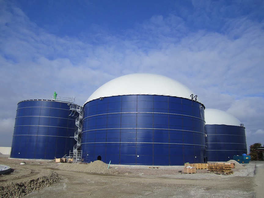efusion® Epoxy coated steel tanks