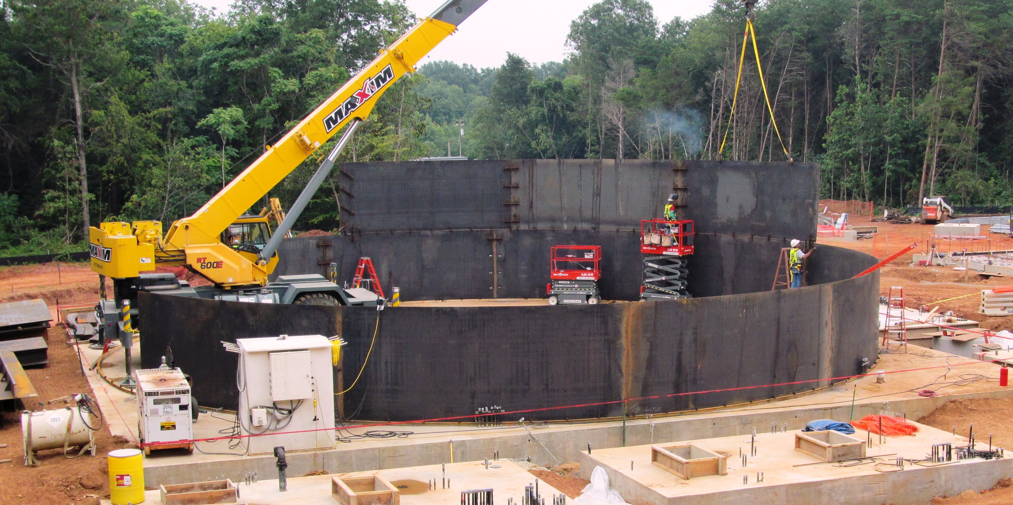 Reduce Lifetime Costs With Steel Tanks F...