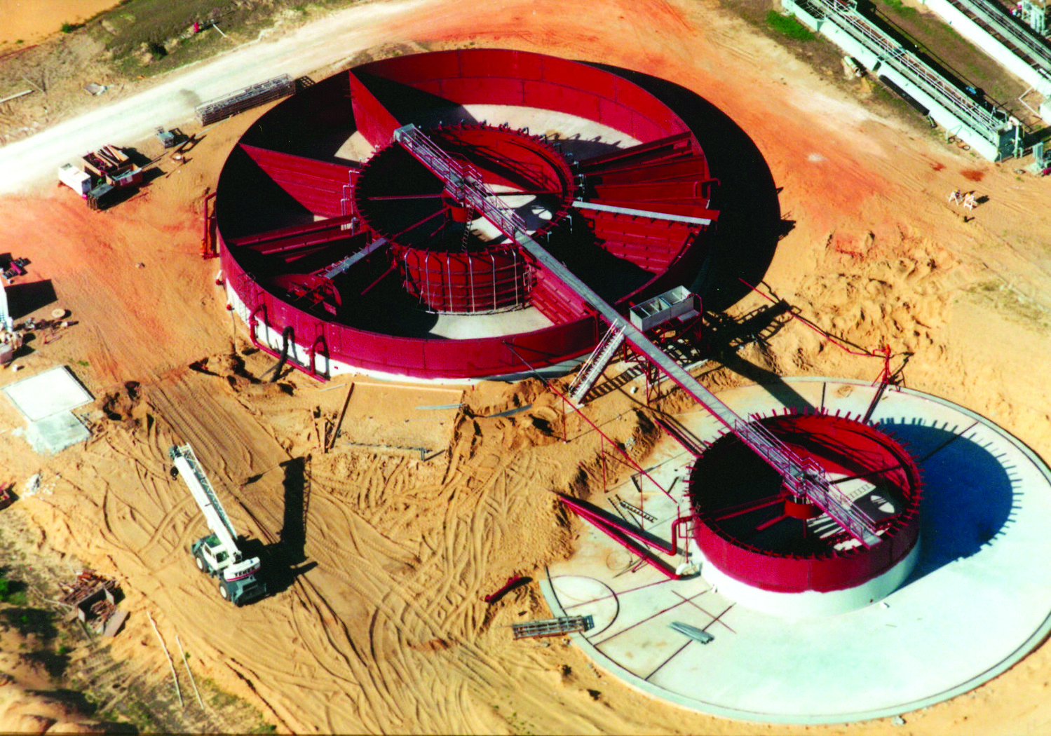DAVCO™ Field-Erected Treatment Plants