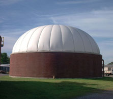 Dystor® Double Membrane Digester Gas Ho...
