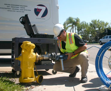 Watermain Inspection and Leak Detection