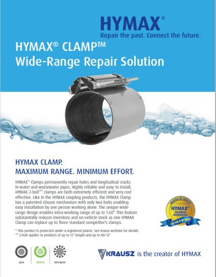HYMAX Clamp Family Brochure