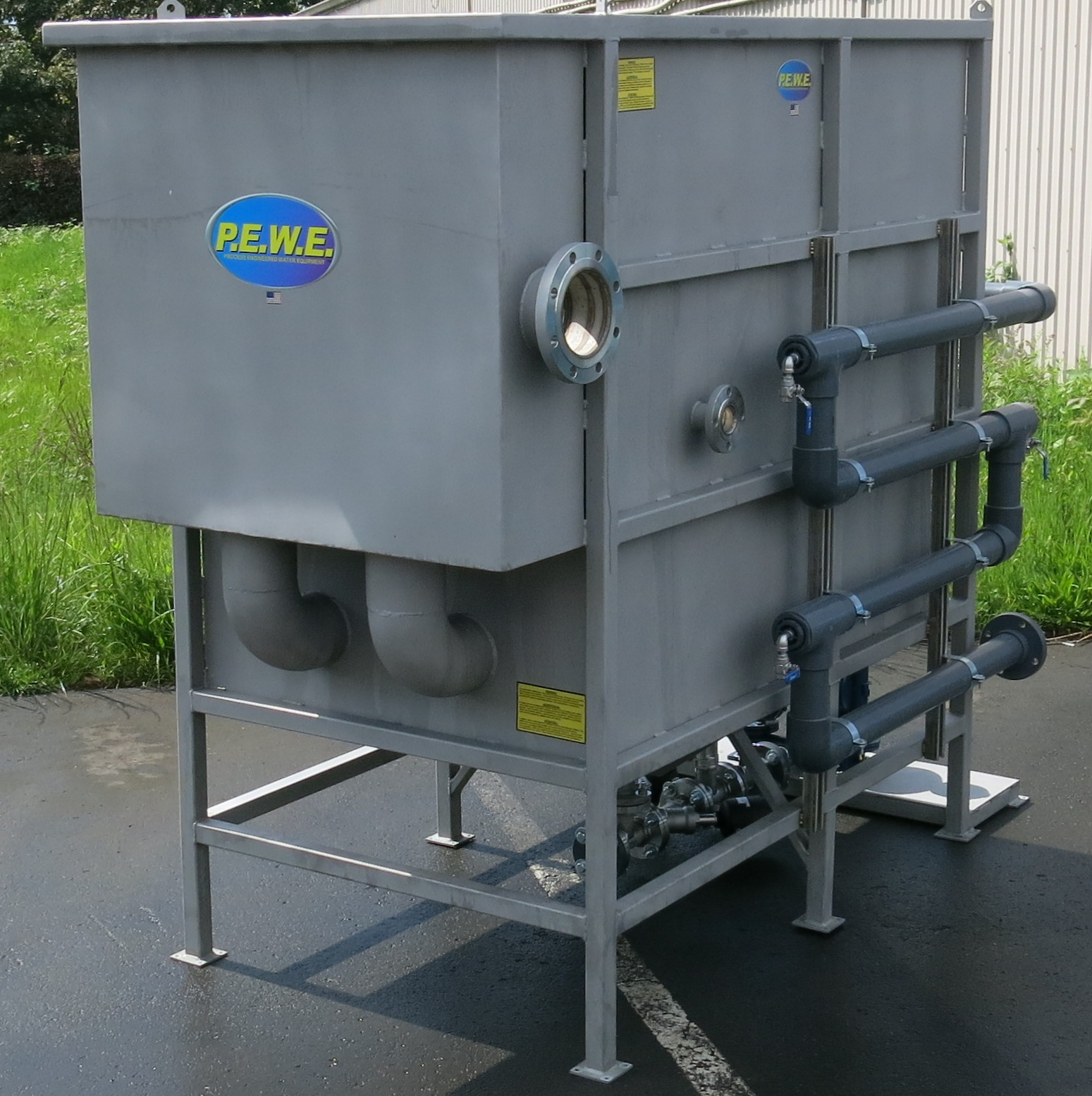 OWS-P Oil/Water Separator