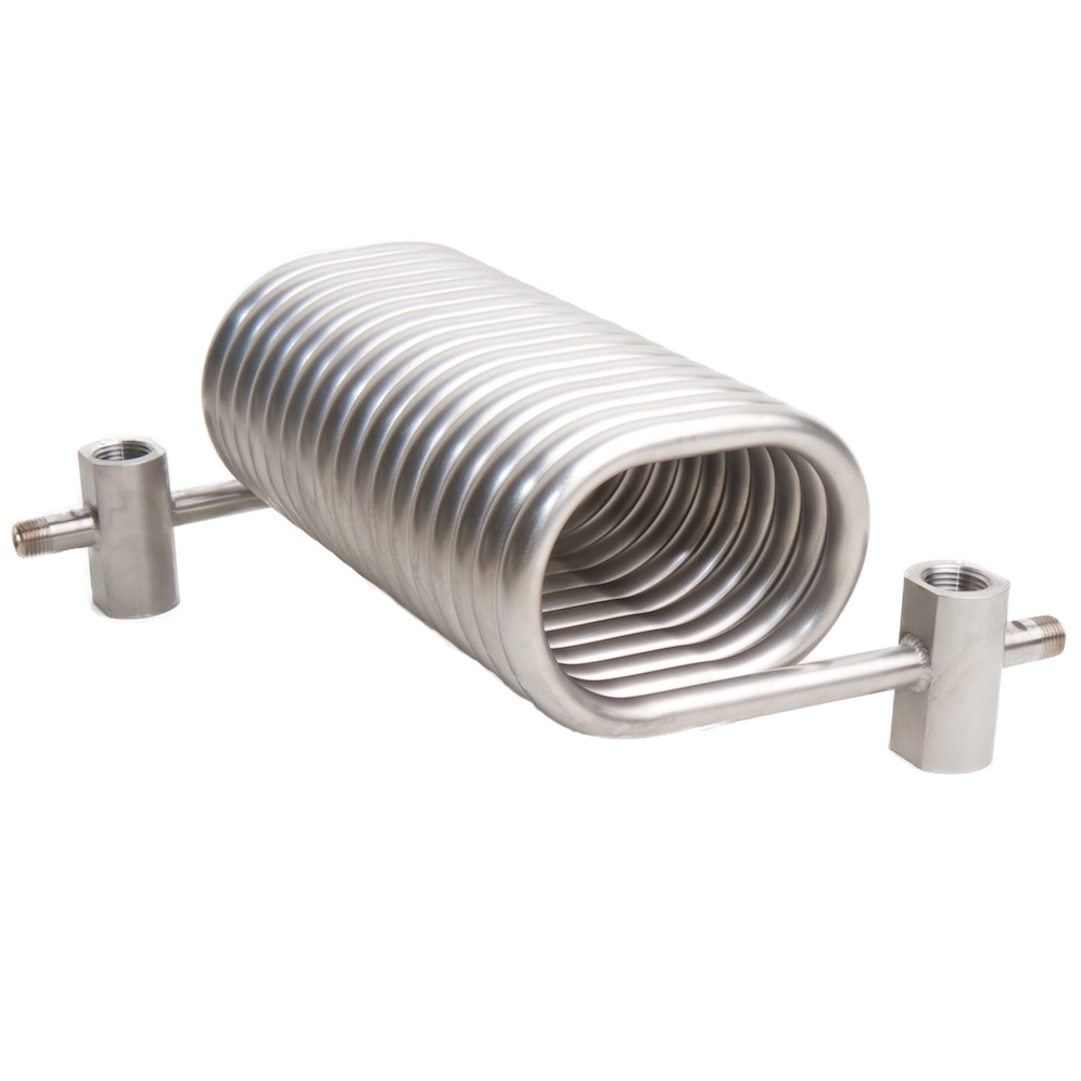 Tube-in-Tube Heat Exchangers