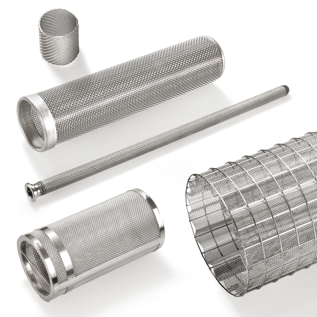 Cylinders and filter cartridges